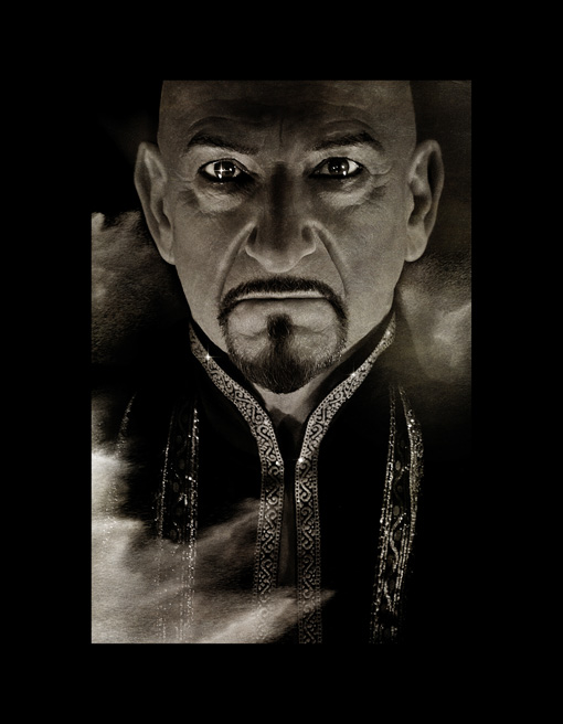 Prince of Persia - Ben Kingsley