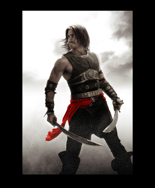 Prince of Persia - Jake Gyllenhaal
