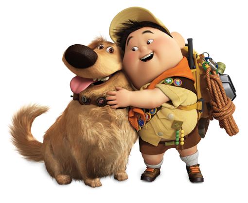 Dug und Russell