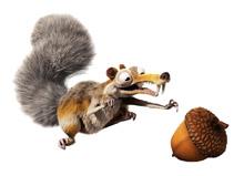 Scrat jagt weiter dicke Nüsse
