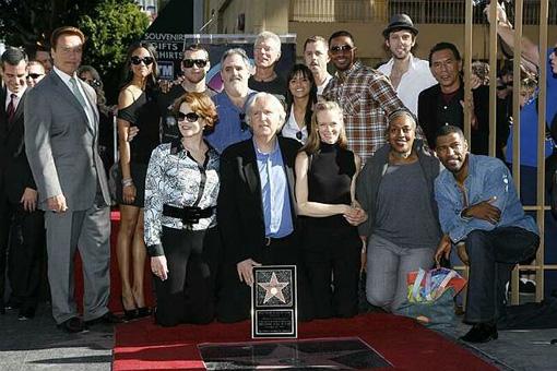 James Cameron - Walk of Fame 3