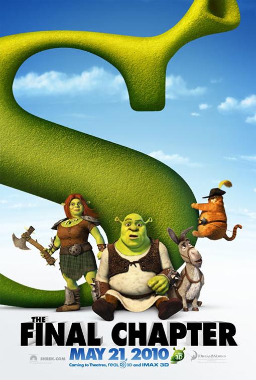 Shrek teaser