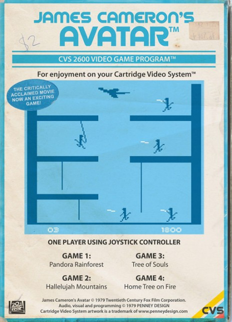 avatar-retro-game