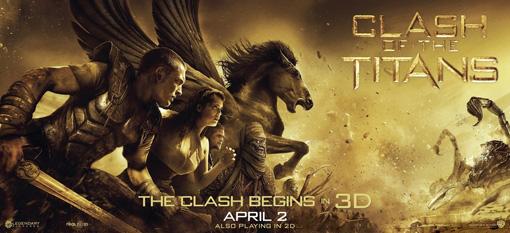 Kampf der Titanen- Billboard 3