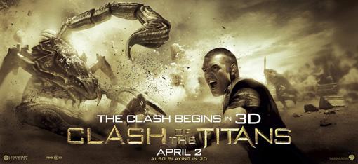 Kampf der Titanen- Billboard 5