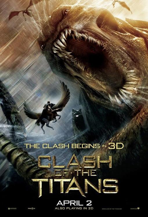 Kampf der Titanen- Poster 1