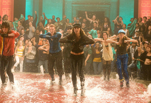 Step Up 3D in Action