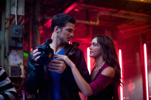 Luke und Natalie kommen sich näher