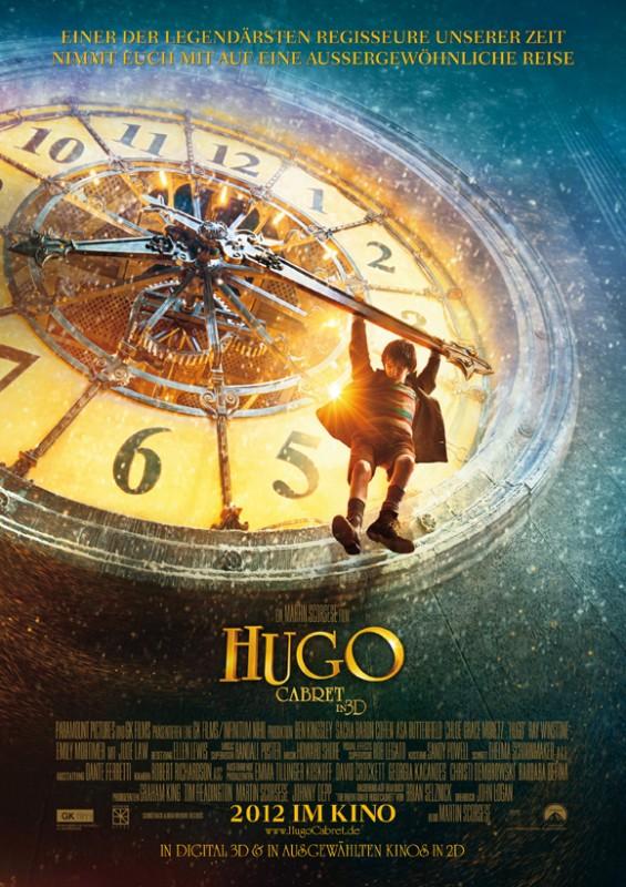 Hugo Cabret - Hauptplakat