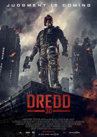 Dredd 3D - Hauptplakat