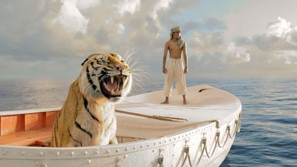 Wie zähmt man ein Raubtier? Meine Seite vom Rettungsboot, das ist Deine.
