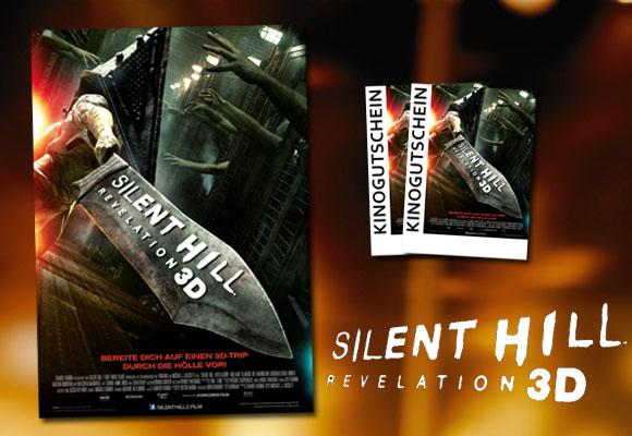 Gewinne Silent Hill Revelation 3D