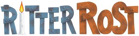 Ritter Rost 3D - Logo