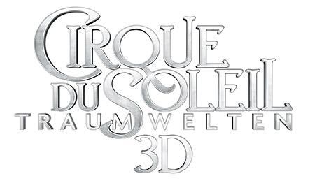Cirque Du Soleil -Traumwelten 3D - Logo