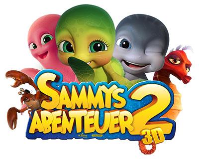 Sammys Abenteuer 2 - Logo