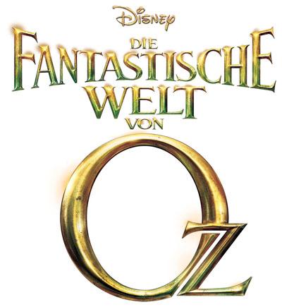 Die fantastische Welt von OZ - Logo