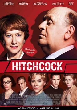 Hauptplakat Hitchcock