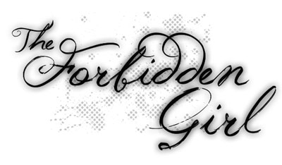 Logo -The Forbidden Girl