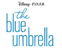 Logo the blue umbrella