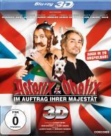 Asterix und Obelix - Im Auftrag Ihrer Majestaet - Blu-ray 3D - Cover