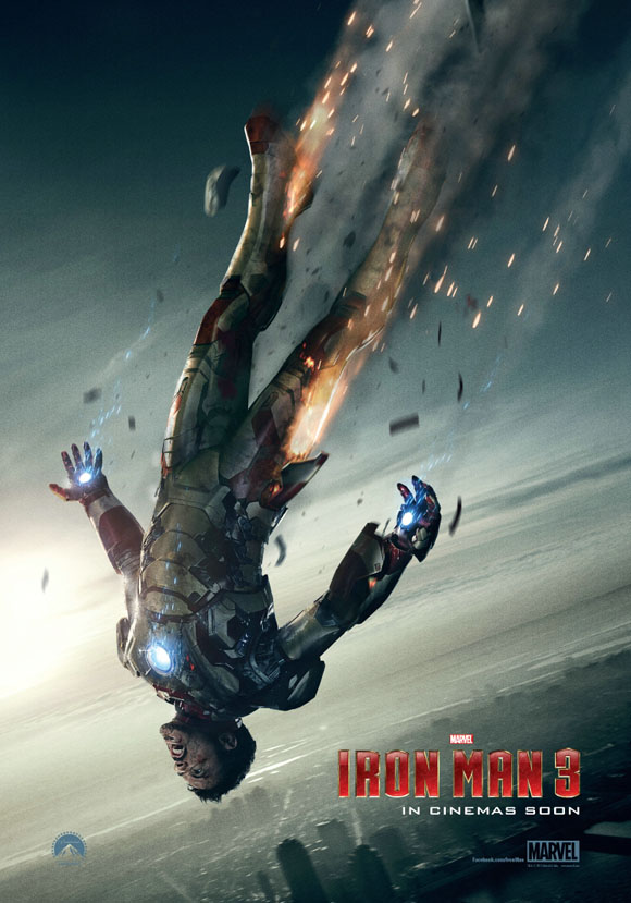 Iron Man 3 -Teaserplakat 2