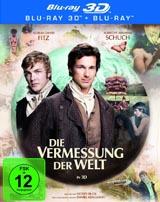 Die Vermessung der Welt - Blu-ray-3D-Cover
