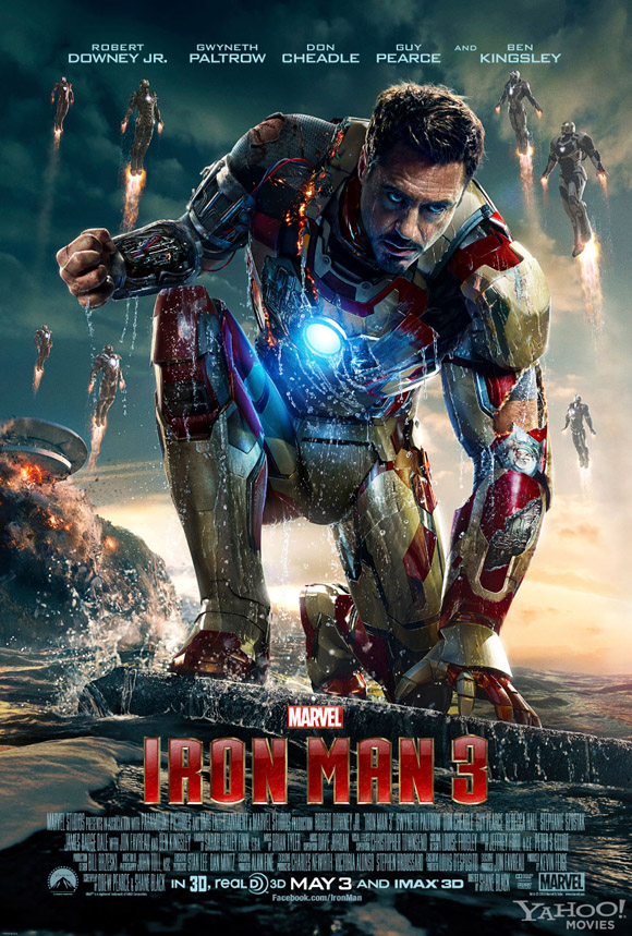 Iron Man 3 - Teaserplakat 3