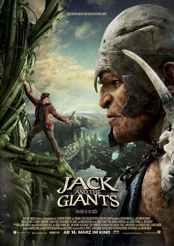 Jack and the Giants 3D -Hauptplakat