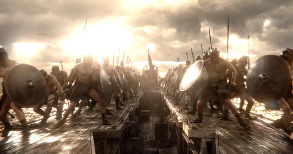 Bereit zur Schlacht