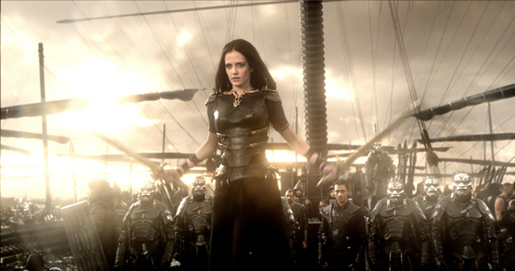 "Eva Green (""Dark Shadows"", ""Casino Royale"") als Artemesia."