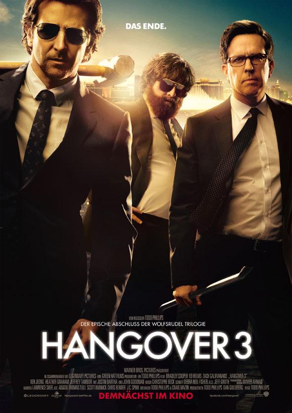 Hangover 3 -Hauptplakat