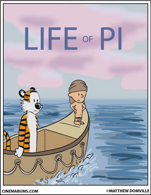 Life of Pi - Memes 09
