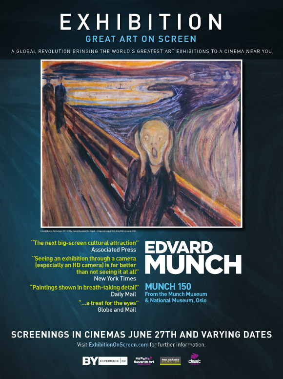 EXHIBITION - Munch 150