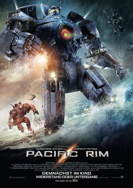 Pacific Rim - Hauptplakat