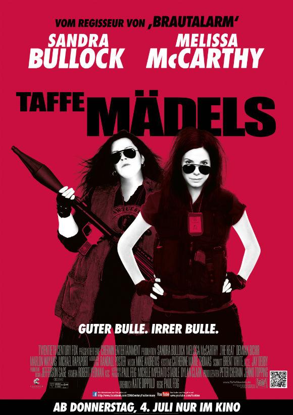 Taffe Maedels_Poster