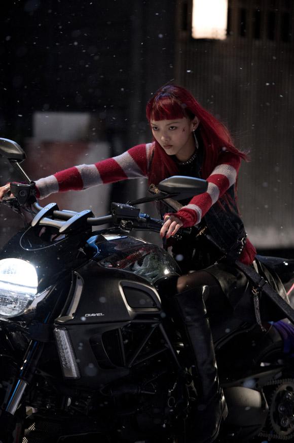 Wolverine - Weg des Kriegers - Yukio