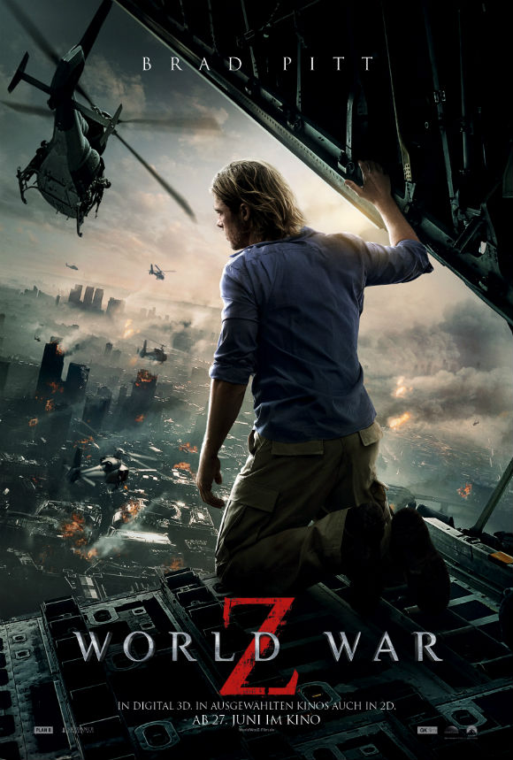 World War Z - Hauptplakat