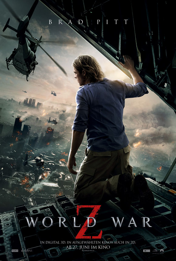 World War Z - Plakat