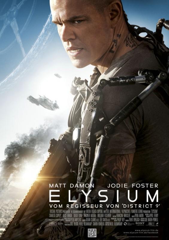 Elysium - Hauptplakat