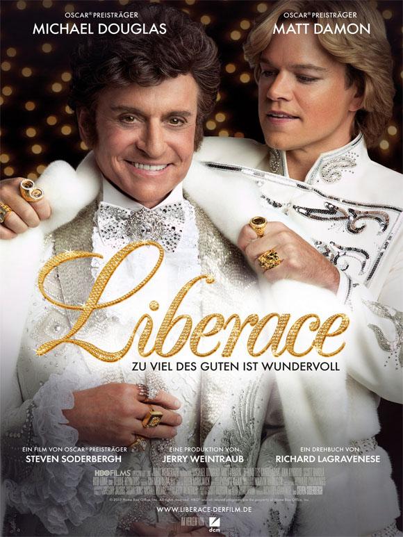 Plakat Liberace