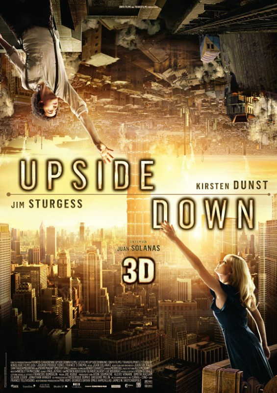 Upside Down - Plakat
