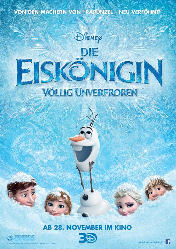 Frozen- Plakat