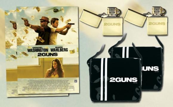 Gewinne 2 Guns NEU