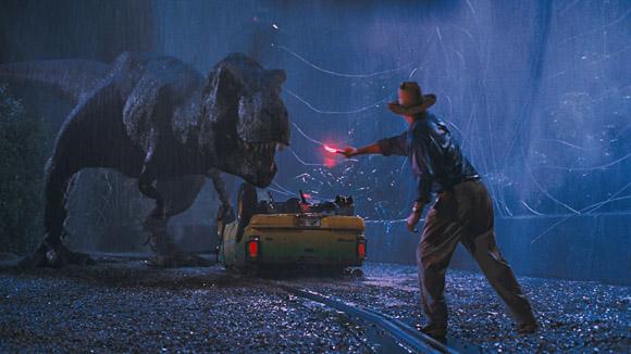 Jurassic Park 3D -Szenenbild