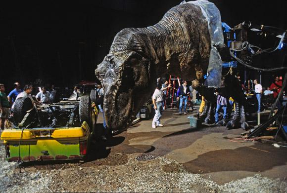 Jurassic Park- MakingOf
