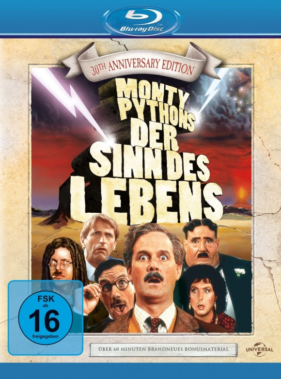 Monty Python - Der Sinn des Lebens -Blu-ray