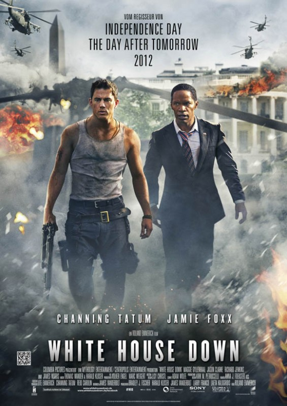 Plakat White House Down