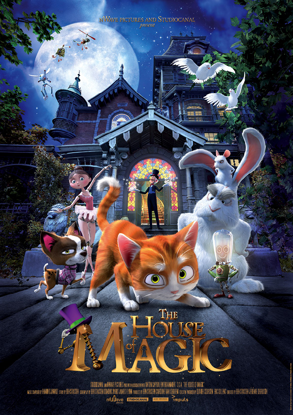 Poster - The House of Magic.jpg