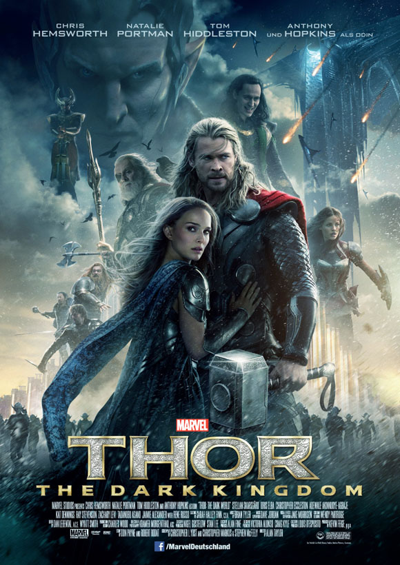 Thor- The Dark Kingdom -Plakat