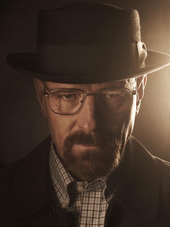 Auch Walter White (Bryan Cranston) wollte mit der Kriminalität lediglich seine Familie versorgen